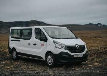 Renault Traffic 2017 Iceland