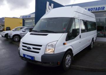 Ford Transit 4wd 2013 Iceland