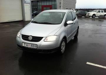 VW Fox 2006 Iceland