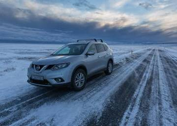 Nissan X-trail 2017 Iceland