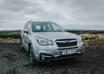 Subaru Forester 4x4 Automatic 2017 Iceland