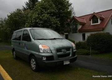 Hyundai Starex 2005 Iceland