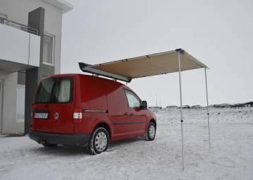 VW Caddy 2005 Iceland