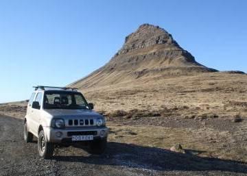 Suzuki Jimny 2004 Iceland