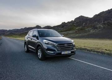 Hyundai Tucson 2017 Iceland