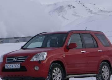 Honda CR-V 2007 Iceland