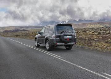 Mitsubishi Pajero  2017 Iceland