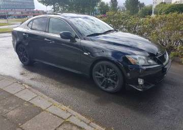 Lexus IS 250 2007 Iceland