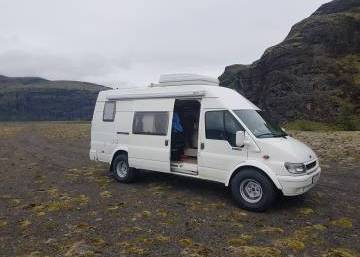 Ford Transit 2005 Iceland