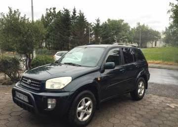 Toyota 2003 2003 Iceland