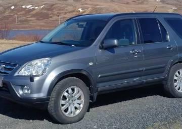 Honda CRV 2005 Iceland