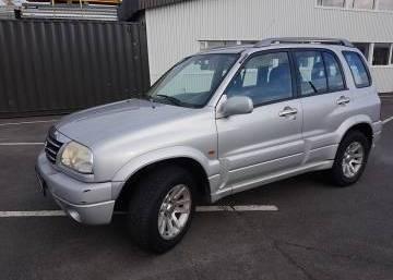 Suzuki Grand Vitara  2005 Iceland
