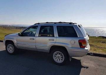 Jeep Cherokee 2003 Iceland