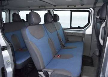 Renault Trafic 2008 Iceland