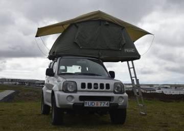Suzuki Jimny 2005 Iceland