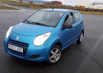 Suzuki Alto 2010 Iceland