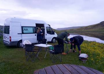 Ford Transit 2007 Iceland