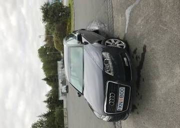Audi A6 2010 Iceland