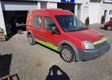Ford Transit conect 2007 Iceland