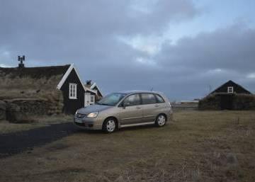 Suzuki Liana 2005 Iceland