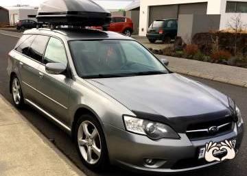 Subaru Legacy 2005 Iceland
