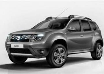 Dacia Duster 2016 Iceland
