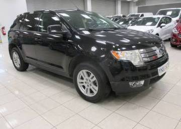 Ford Edge 2007 Iceland